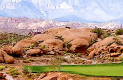 Coral Canyon Golf Course, Utah