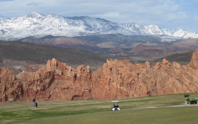 Green Springs Homes and Golf Community in St. George UT