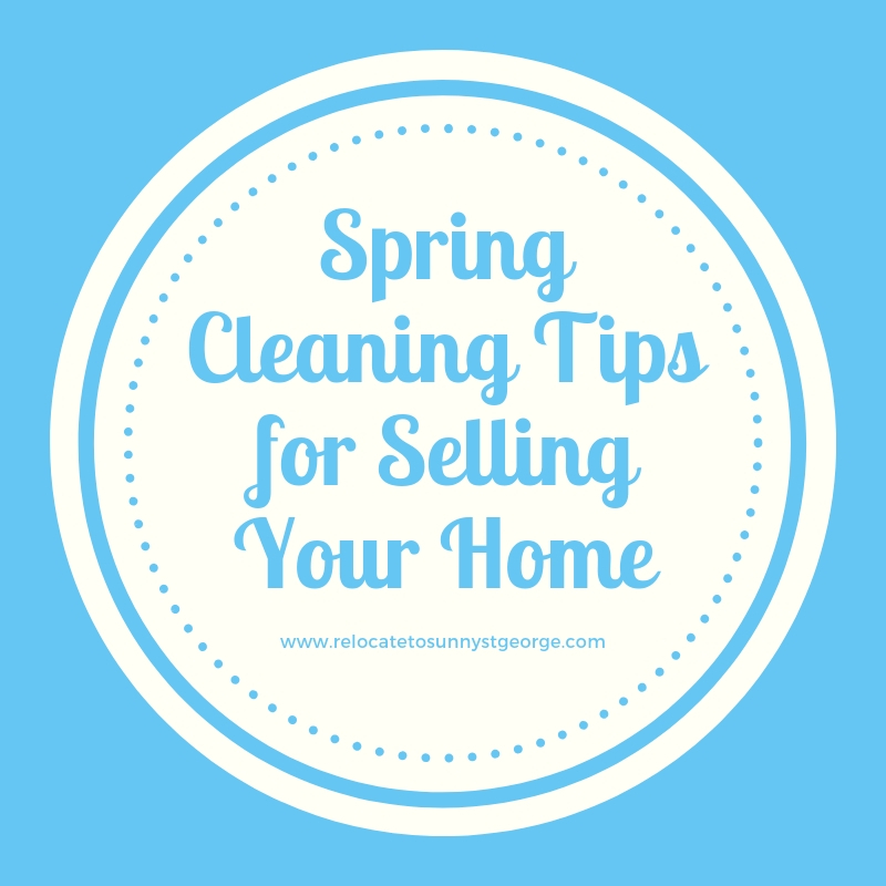 Spring Cleaning Tips for Selling Your Home