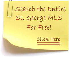 St. George Utah MLS Search