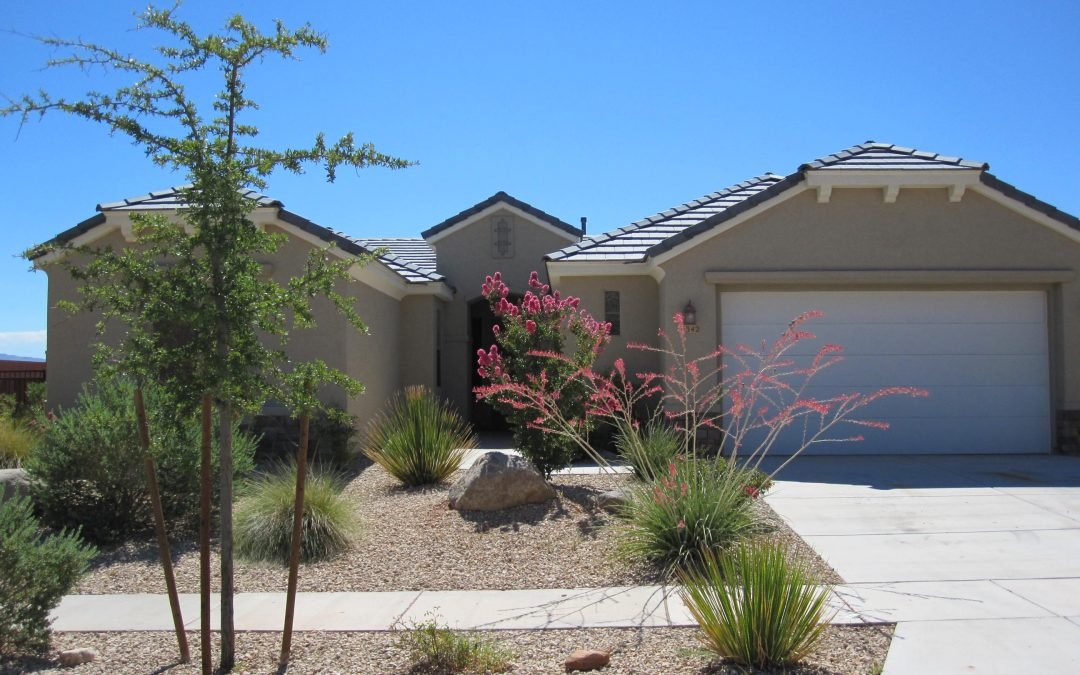 Coral Canyon UT Home Sale December 2016 Report