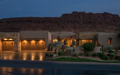 Entrada at Snow Canyon Gated Community  – July 2019