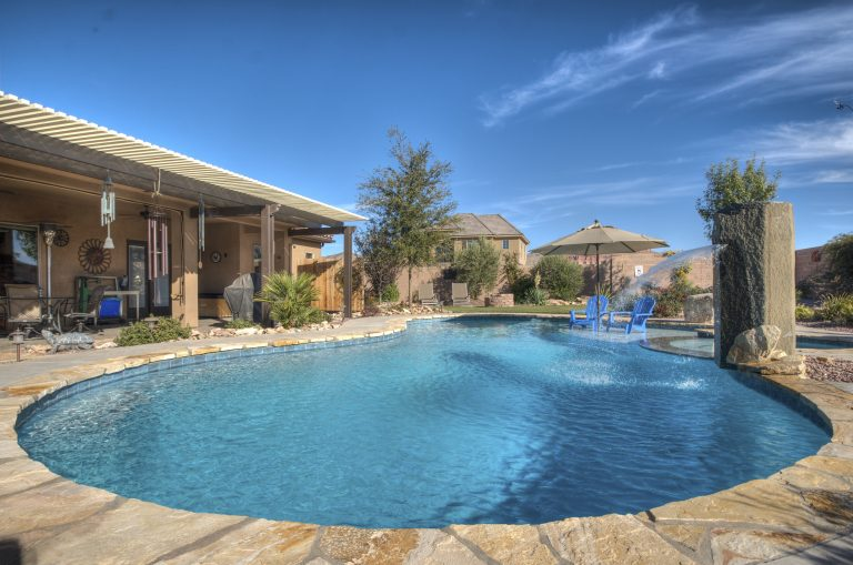 st george ut pool homes
