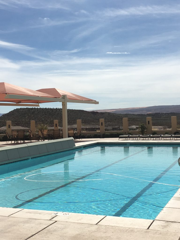 Coral Canyon Community Pool