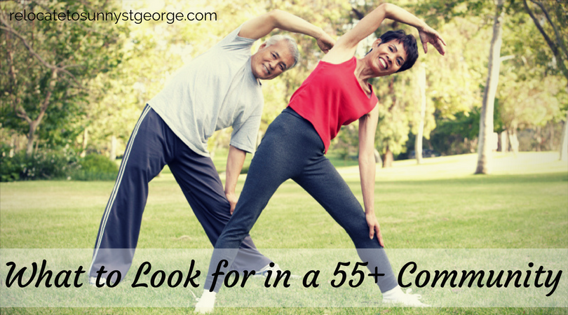 What to Look for When Touring 55+ Communities in St. George
