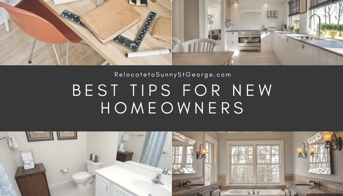 The Top Advice for New Homeowners