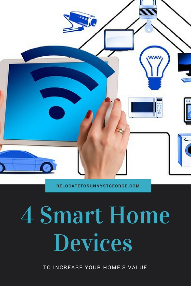 Smart Home Technology That Boosts Your Home's Value