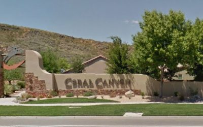 Homes Near Coral Canyon Golf Course