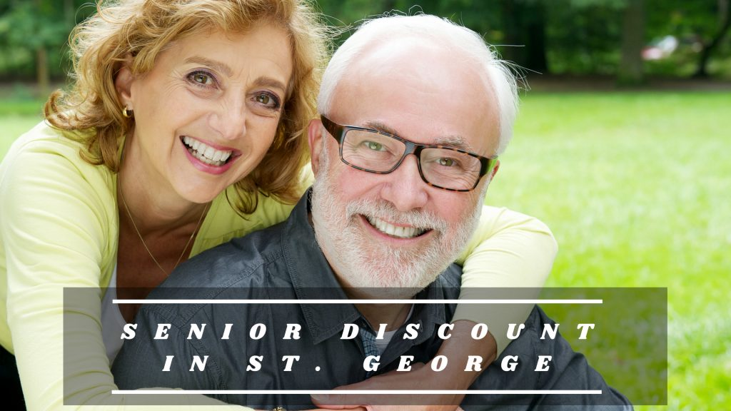 Senior Discounts in St. George Utah