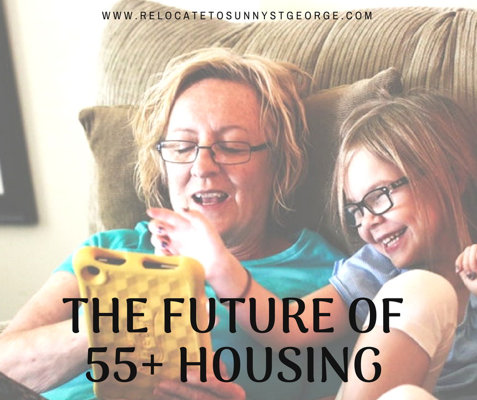 The Future of 55+ Housing