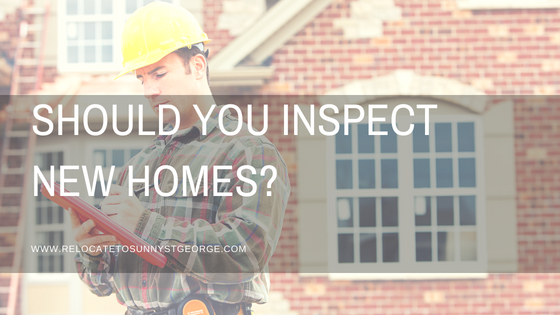 Do New Homes Need Inspections?