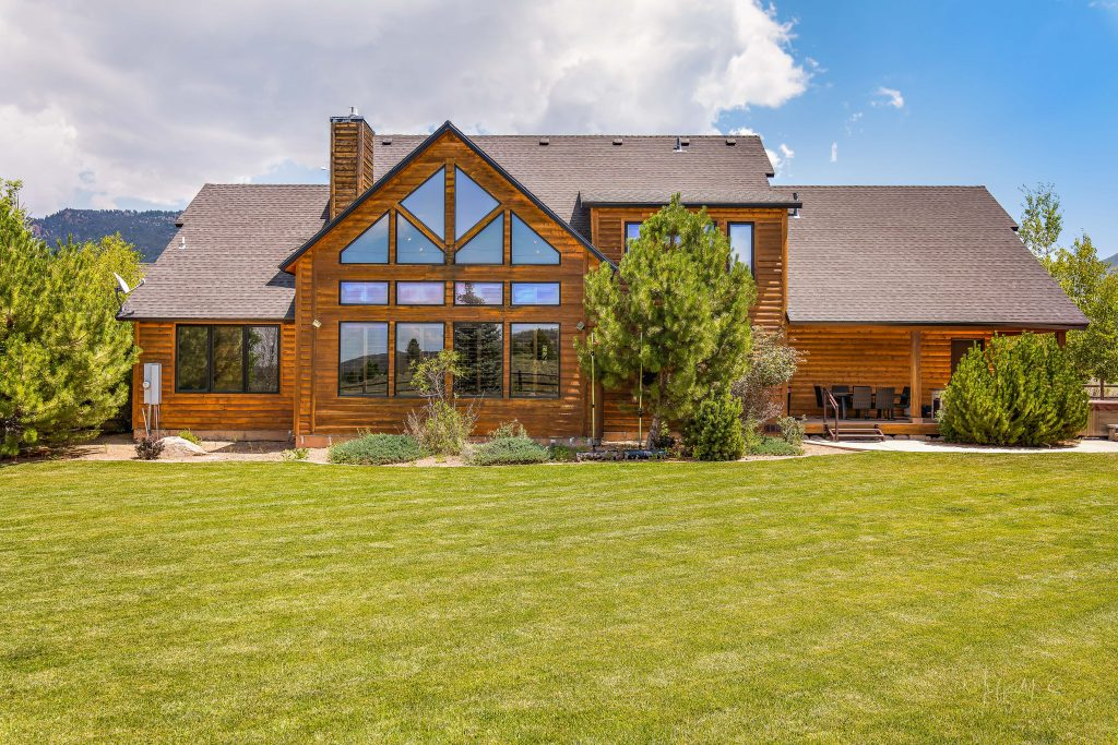 Pine Valley UT Cabin for Sale - 44 S 850 East Pine Valley ...