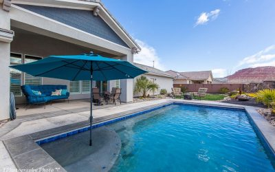 Homes with Pools in St George Utah June 2020