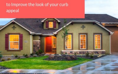 7 Simple Ways to Improve Your Curb Appeal