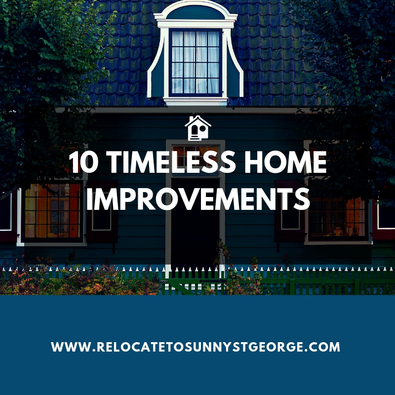 10 Timeless Home Improvements