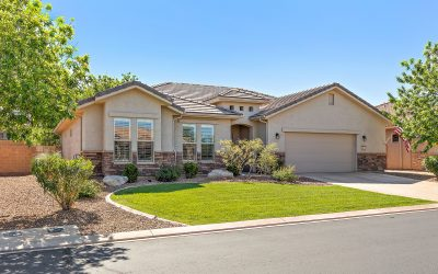 SunRiver St George 55+  Community  Market Update March 2020