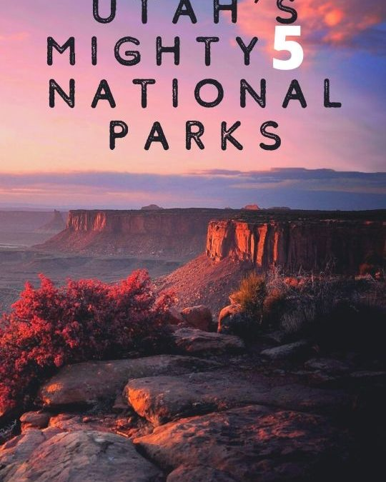 Utah's Mighty 5: National Parks