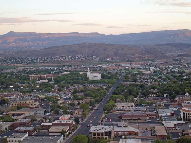 Why Retire in St. George?