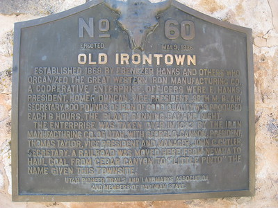 old irontown