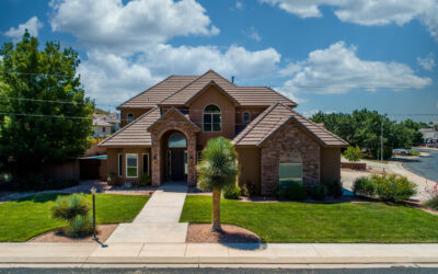 Custom Pool Home on Corner Lot in Toquerville Utah