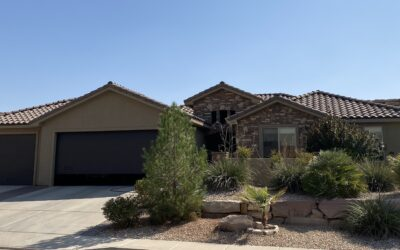 Views at Stone Mountain St George UT Home For Sale
