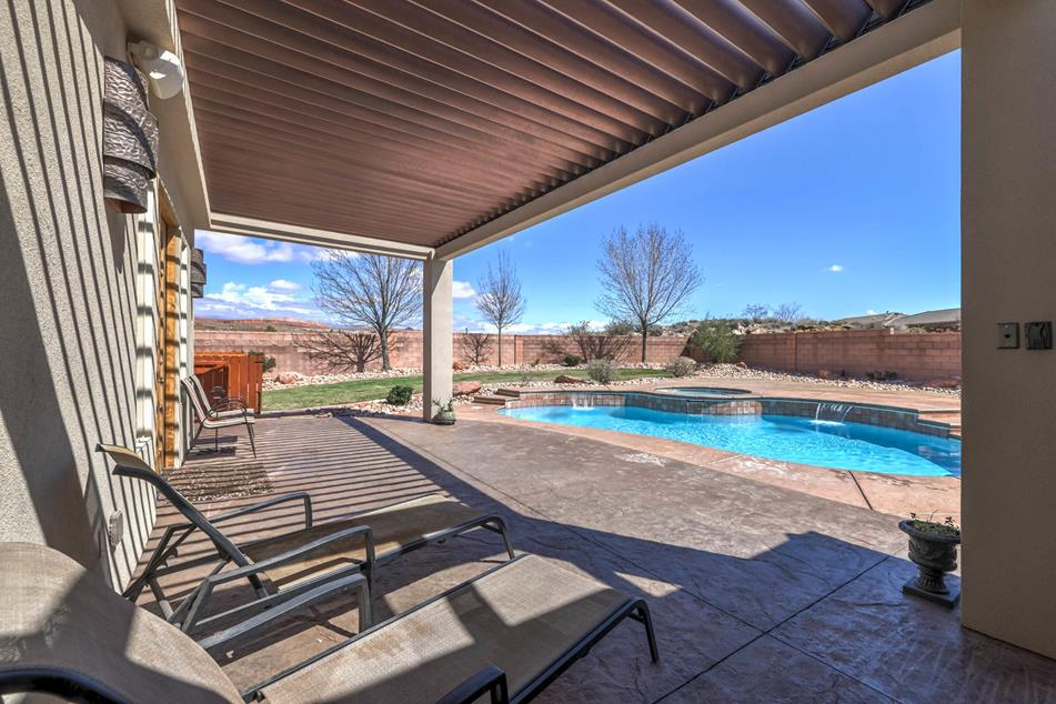 1777 N Firerock Cir. Coral Canyon Home – SOLD