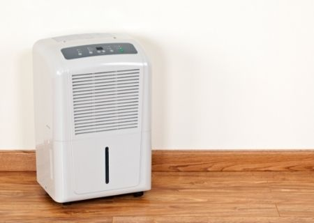 Dehumidifiers are Helpful in Tiny Home Bathrooms